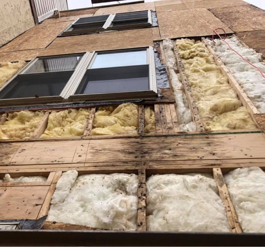 Stucco Remediation  Image